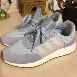 "Adidas Iniki Runner ""Easy Blue"""